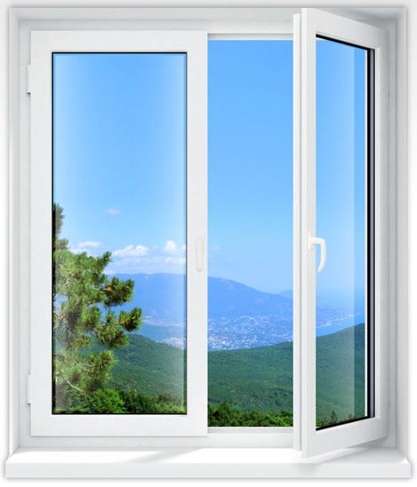 изображение окна: